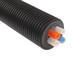 ATERM Tubes fiches techniques  tubes quadruple pré-isolés