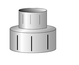 Tube acier accessoires pré-isolés  gamme complète embout de terminaison thermorétractable