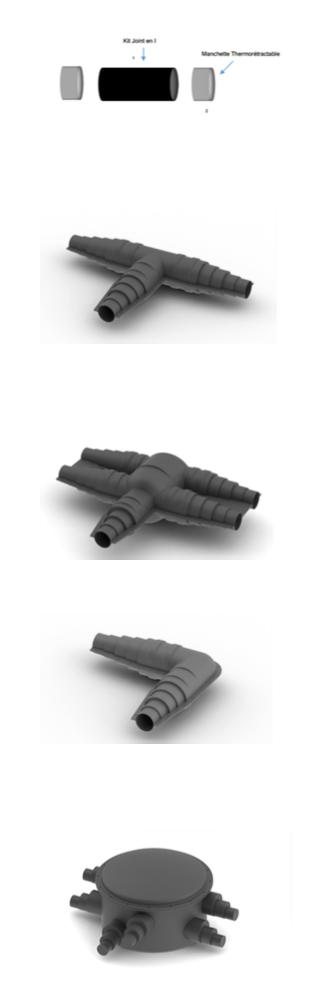ATERM Tubes Accueil spécialiste Conduites pré-isolées pour réseau de chauffage et froid urbain tube acier tube flexible  insert ou joint d'étanchéité et fourreau pour câble ou tubes  pour réseau de chaleur ou chauffage urbain