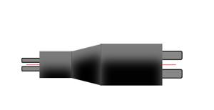 ATERM Tubes Tube acier pré-isolé Systèmes de réductions doubles en acier pré-isolés