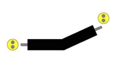 ATERM Tubes Tubes acier pré-isolé  double coude Accueil
